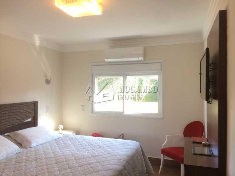 Suíte 2 - Casa em Condomínio 5 Quartos À Venda Itatiba,SP - R$ 2.700.000 - FCCN50022 - 27