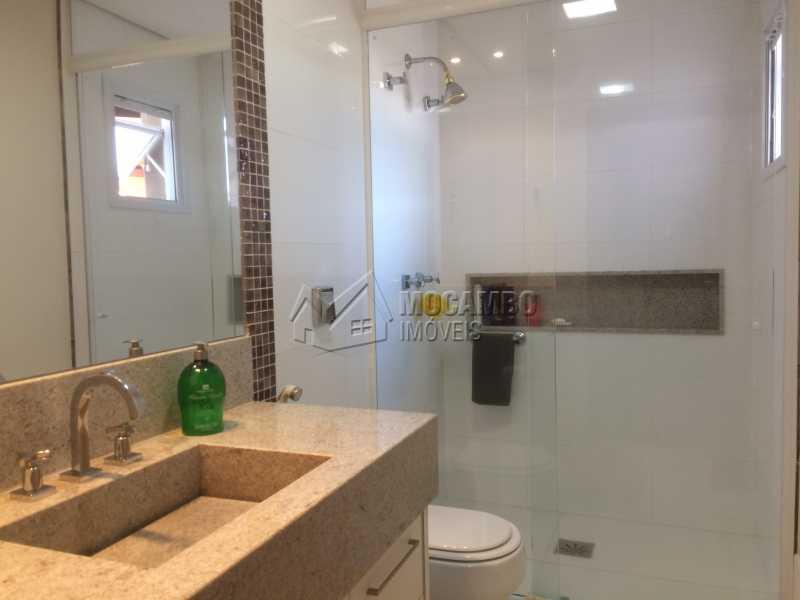 Banheiro suíte 2 - Casa em Condomínio 5 Quartos À Venda Itatiba,SP - R$ 2.700.000 - FCCN50022 - 28