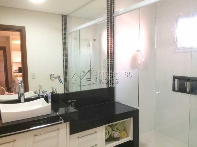 Banheiro suíte 3 - Casa em Condomínio 5 Quartos À Venda Itatiba,SP - R$ 2.700.000 - FCCN50022 - 30