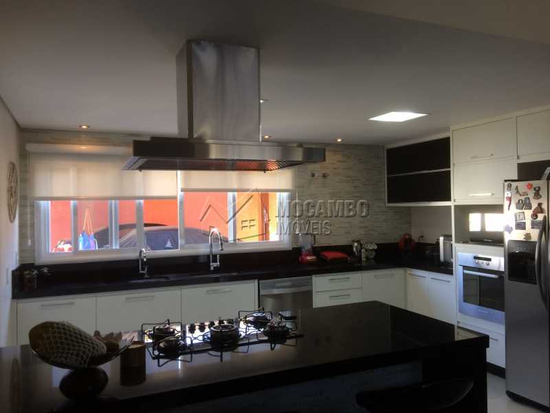 Cozinha/Copa - Casa em Condomínio 5 Quartos À Venda Itatiba,SP - R$ 2.700.000 - FCCN50022 - 23