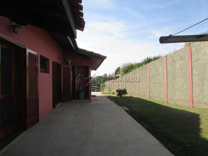 Lateral - Casa em Condominio À Venda - Itatiba - SP - Ville Chamonix - FCCN30339 - 6