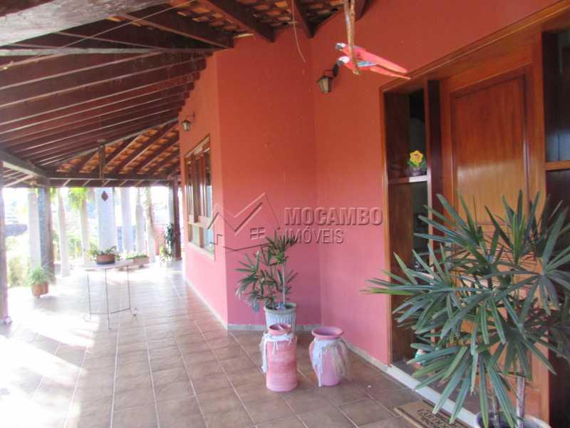 Entrada Pricipal - Casa em Condominio À Venda - Itatiba - SP - Ville Chamonix - FCCN30339 - 5