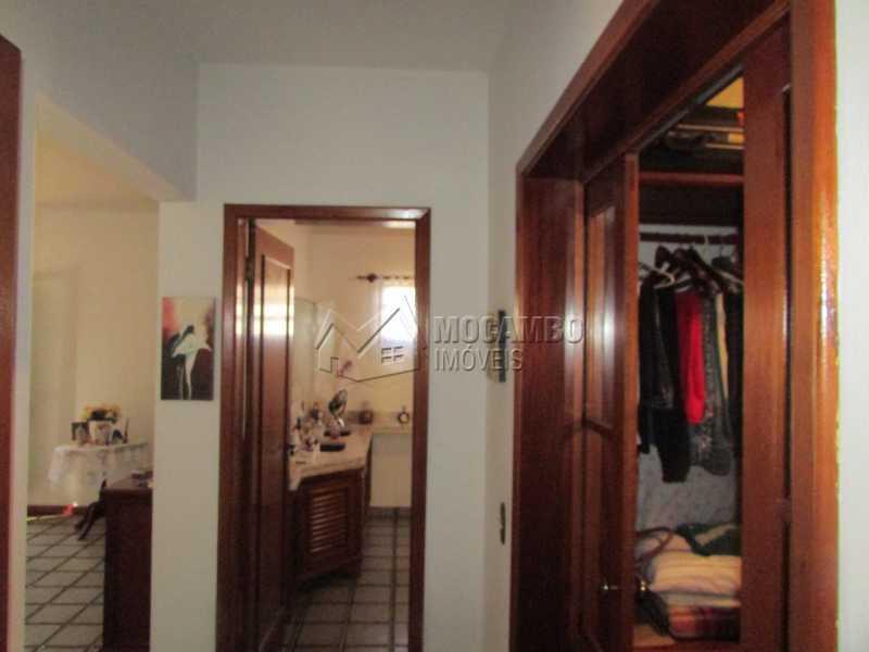Suíte Master - Casa em Condominio À Venda - Itatiba - SP - Ville Chamonix - FCCN30339 - 10