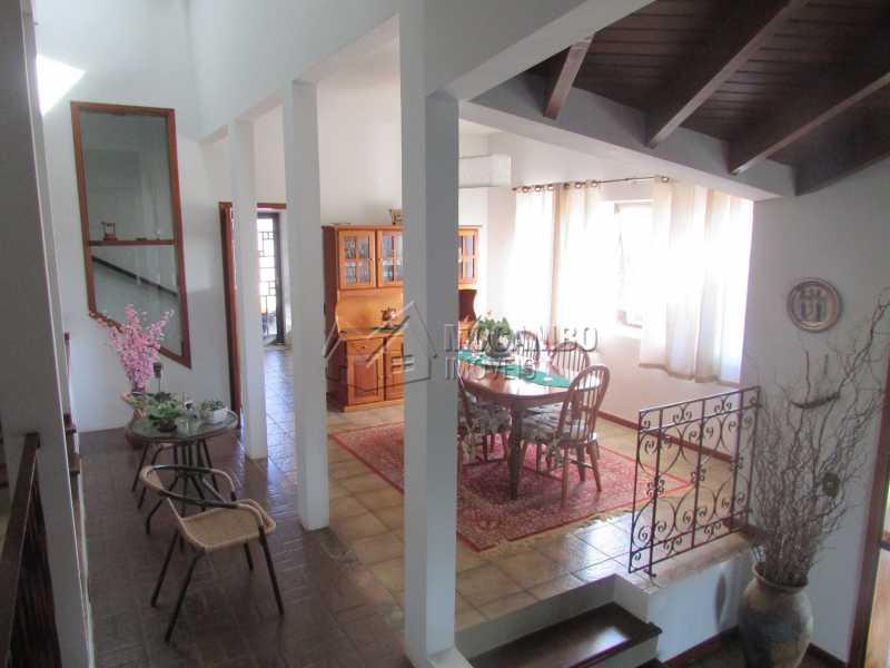 Sala dois Ambientes - Casa em Condominio À Venda - Itatiba - SP - Ville Chamonix - FCCN30339 - 13