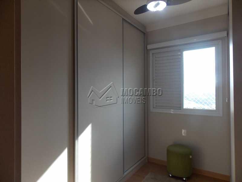 Closet - Apartamento Condomínio Edifício Raritá, Itatiba, Centro,Vila Santa Cruz, SP À Venda, 3 Quartos, 120m² - FCAP30436 - 6