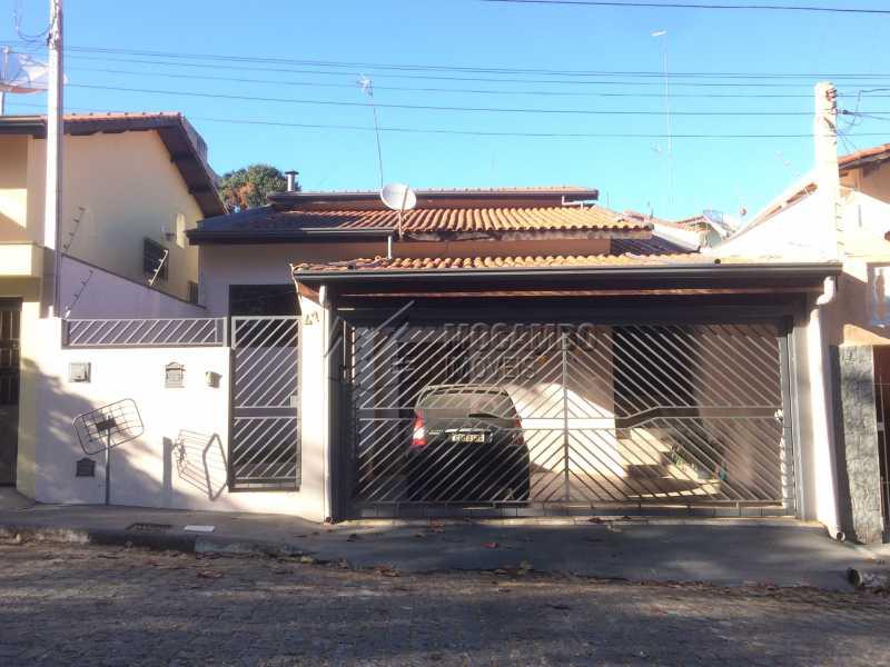 Fachada - Casa 3 quartos à venda Itatiba,SP - R$ 480.000 - FCCA31097 - 1