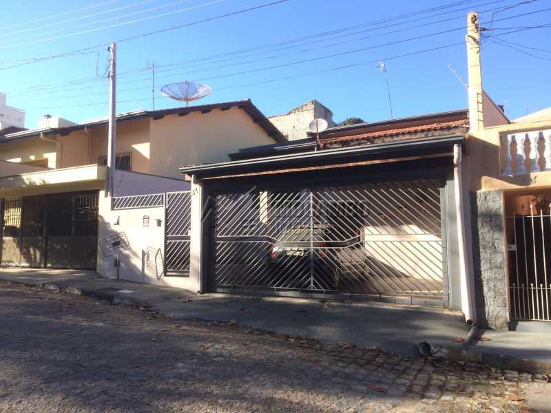 Fachada - Casa 3 quartos à venda Itatiba,SP - R$ 480.000 - FCCA31097 - 3