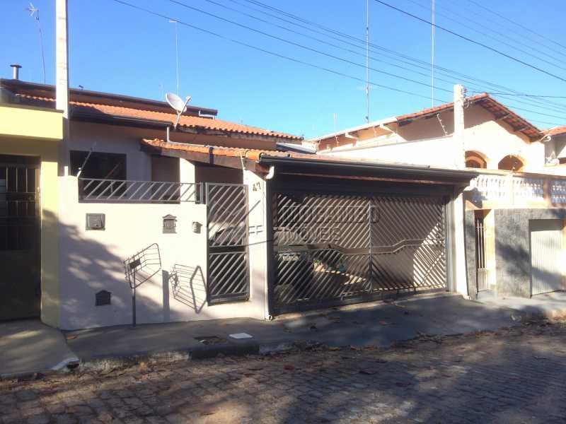 Fachada - Casa 3 quartos à venda Itatiba,SP - R$ 480.000 - FCCA31097 - 4