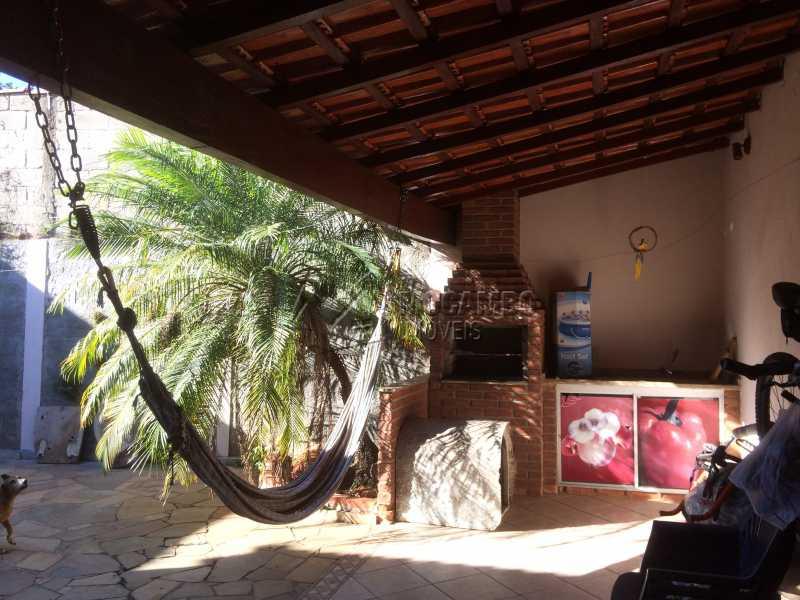 Quintal - Casa 3 quartos à venda Itatiba,SP - R$ 480.000 - FCCA31097 - 12