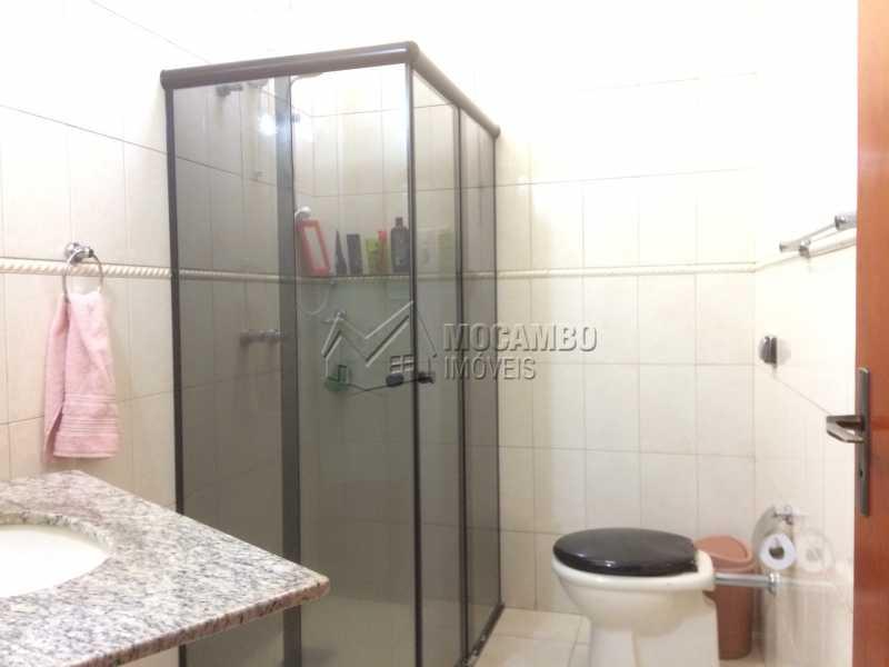 Banheiro social - Casa 3 quartos à venda Itatiba,SP - R$ 480.000 - FCCA31097 - 17