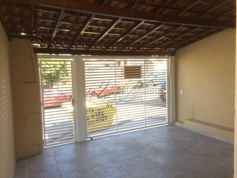 Garagem coberta - Casa Itatiba,Parque São Francisco,SP À Venda,2 Quartos,80m² - FCCA21020 - 4