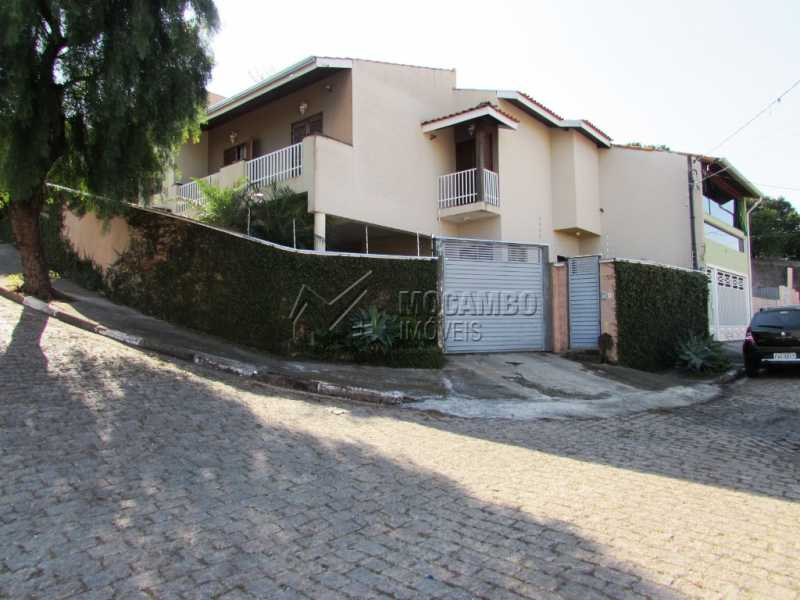 Fachada - Casa 3 quartos à venda Itatiba,SP - R$ 550.000 - FCCA31099 - 1