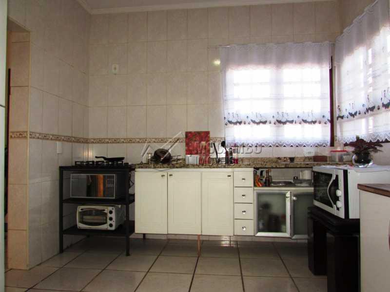 Cozinha - Casa 3 quartos à venda Itatiba,SP - R$ 550.000 - FCCA31099 - 3