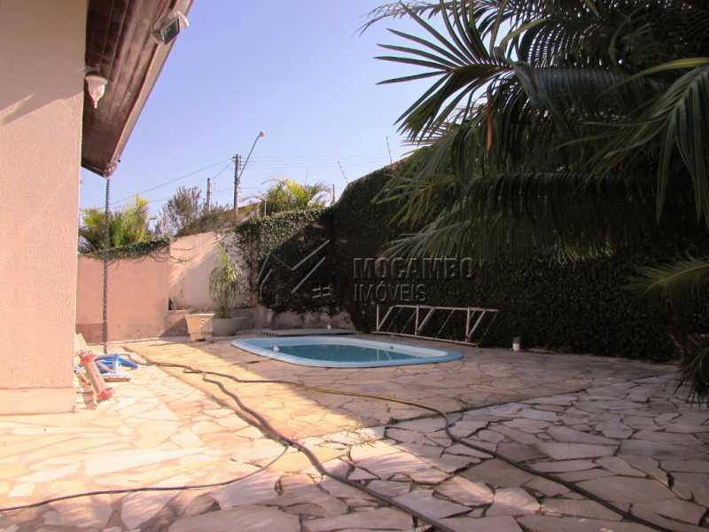 Quintal - Casa 3 quartos à venda Itatiba,SP - R$ 550.000 - FCCA31099 - 14
