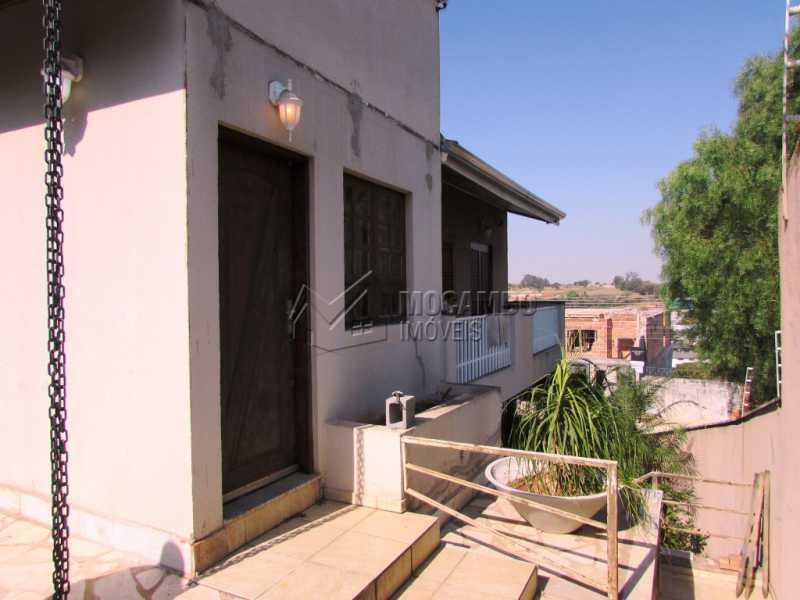 Lateral - Casa 3 quartos à venda Itatiba,SP - R$ 550.000 - FCCA31099 - 15