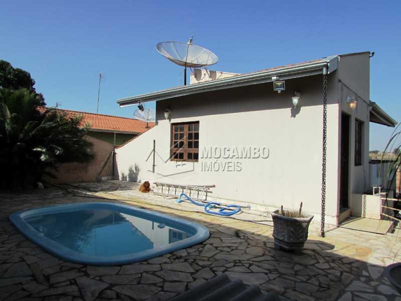 Piscina - Casa 3 quartos à venda Itatiba,SP - R$ 550.000 - FCCA31099 - 17