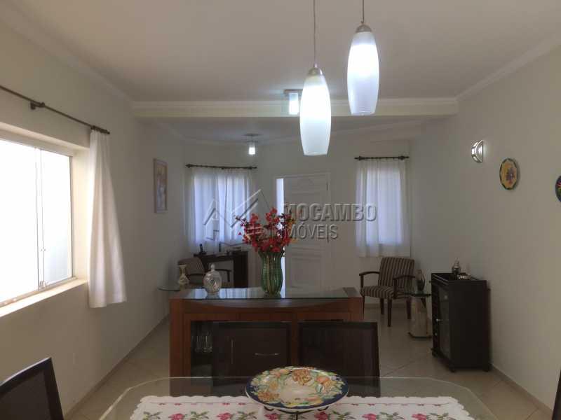 Sala - Casa em Condomínio 3 quartos à venda Itatiba,SP - R$ 780.000 - FCCN30342 - 5