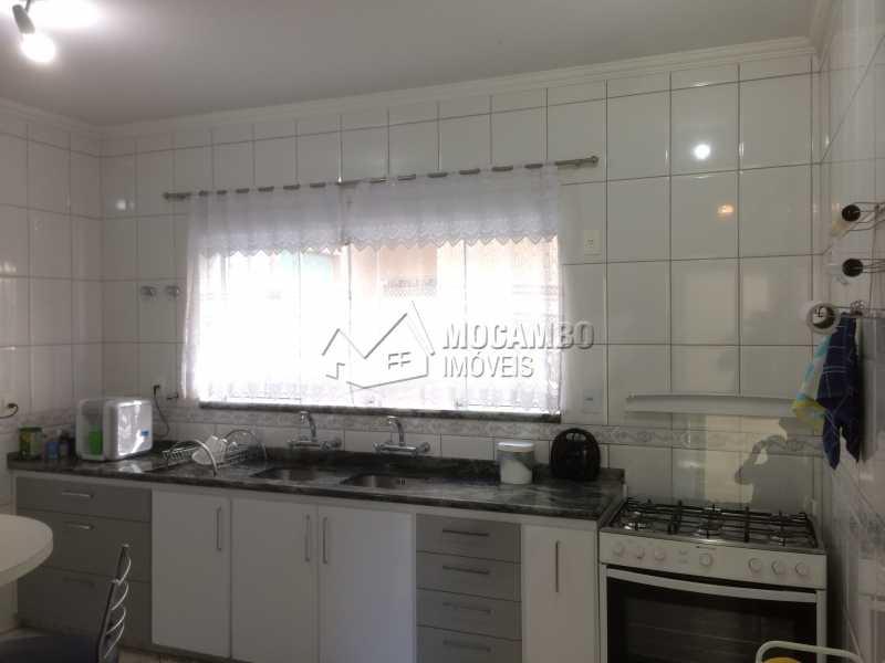 Cozinha - Casa em Condomínio 3 quartos à venda Itatiba,SP - R$ 780.000 - FCCN30342 - 16
