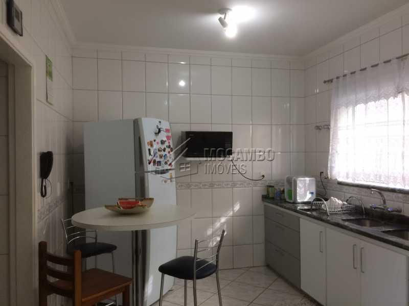 Cozinha - Casa em Condomínio 3 quartos à venda Itatiba,SP - R$ 780.000 - FCCN30342 - 17