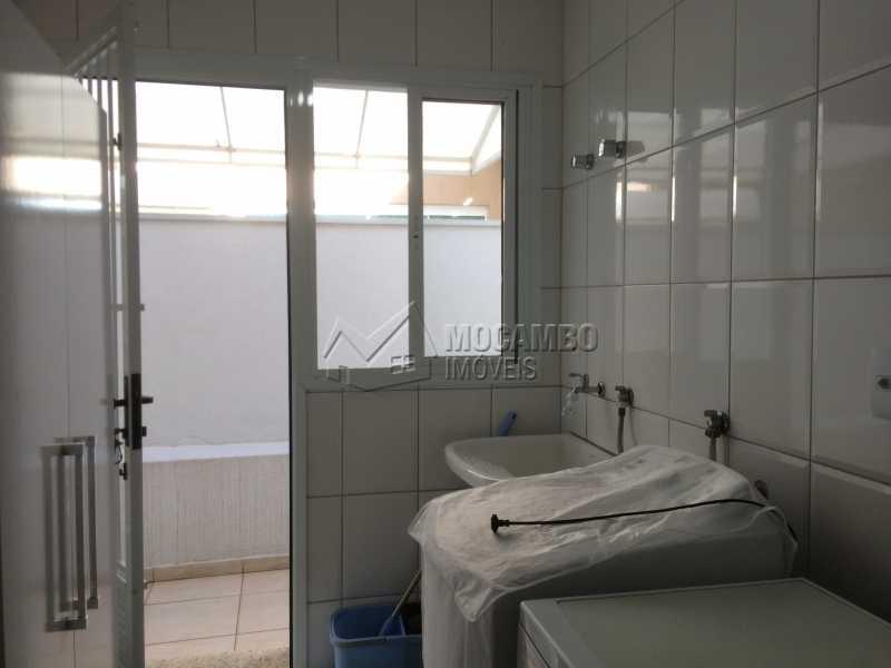 Lavanderia - Casa em Condomínio 3 quartos à venda Itatiba,SP - R$ 780.000 - FCCN30342 - 20