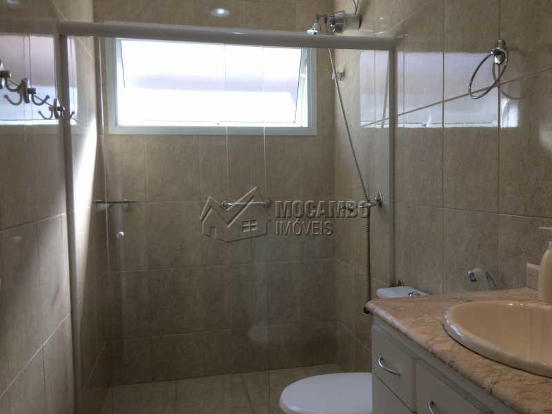 Banheiro social - Casa em Condomínio 3 quartos à venda Itatiba,SP - R$ 780.000 - FCCN30342 - 15