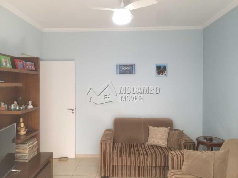 Sala TV reversível - Casa em Condomínio 3 quartos à venda Itatiba,SP - R$ 780.000 - FCCN30342 - 14