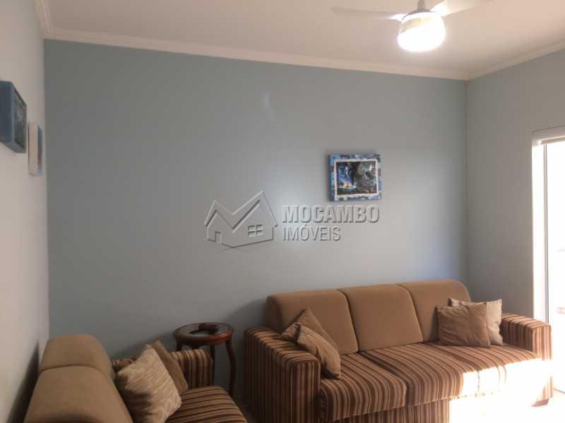 Sala TV reversível - Casa em Condomínio 3 quartos à venda Itatiba,SP - R$ 780.000 - FCCN30342 - 13