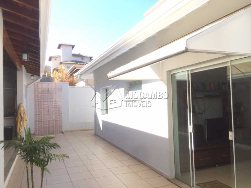 Quintal - Casa em Condomínio 3 quartos à venda Itatiba,SP - R$ 780.000 - FCCN30342 - 21