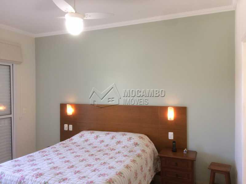 Suíte 1 - Casa em Condomínio 3 quartos à venda Itatiba,SP - R$ 780.000 - FCCN30342 - 7