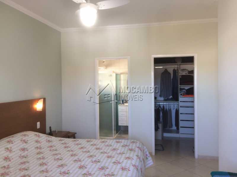 Suíte 1 - Casa em Condomínio 3 quartos à venda Itatiba,SP - R$ 780.000 - FCCN30342 - 8