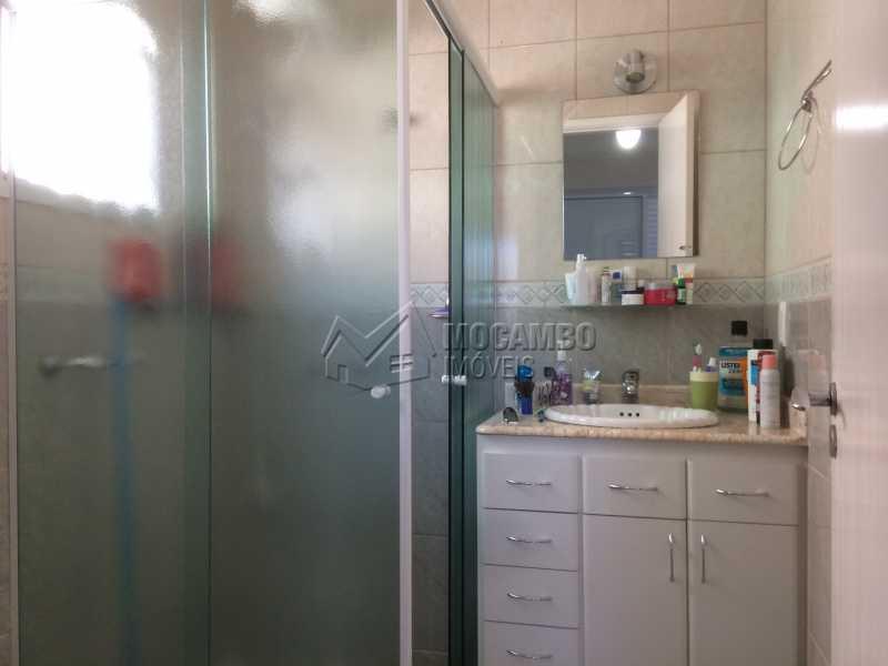 Banheiro suíte 1 - Casa em Condomínio 3 quartos à venda Itatiba,SP - R$ 780.000 - FCCN30342 - 9