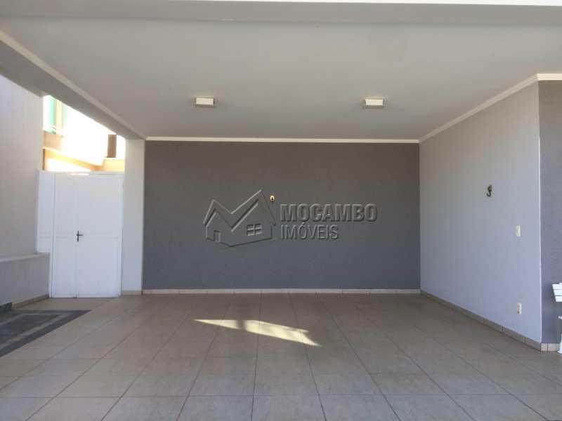 Garagem - Casa em Condomínio 3 quartos à venda Itatiba,SP - R$ 780.000 - FCCN30342 - 3
