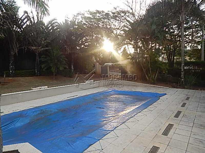 Piscina - Casa em Condomínio 3 quartos à venda Itatiba,SP - R$ 1.065.000 - FCCN30344 - 1
