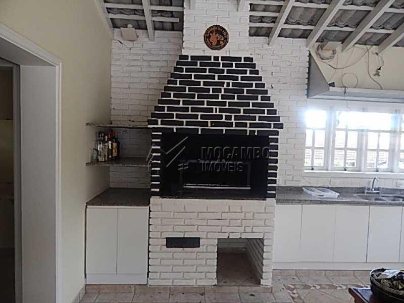Area Gourmet - Casa em Condomínio 3 quartos à venda Itatiba,SP - R$ 1.065.000 - FCCN30344 - 5