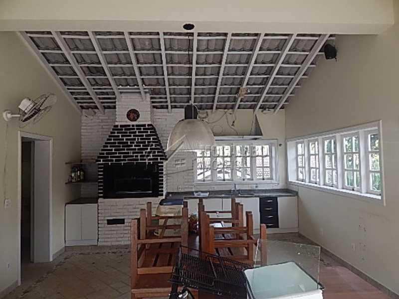 Area Gourmet - Casa em Condomínio 3 quartos à venda Itatiba,SP - R$ 1.065.000 - FCCN30344 - 6