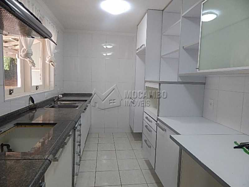 cozinha - Casa em Condominio À Venda - Itatiba - SP - Ville Chamonix - FCCN30344 - 10