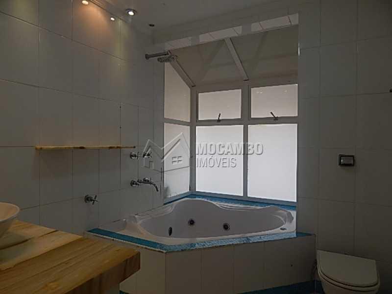 suite - Casa em Condominio À Venda - Itatiba - SP - Ville Chamonix - FCCN30344 - 12