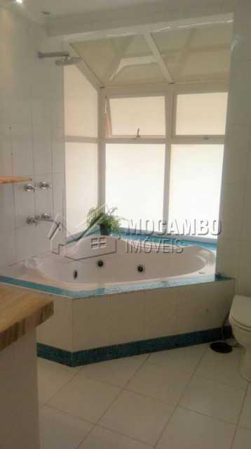Banheira da Suite - Casa em Condomínio 3 quartos à venda Itatiba,SP - R$ 1.065.000 - FCCN30344 - 13