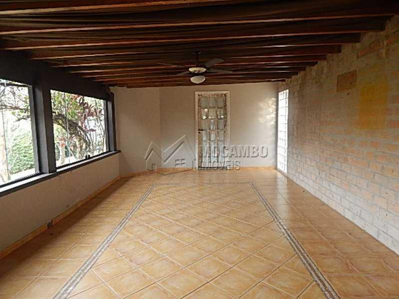 Salao intermediario - Casa em Condominio À Venda - Itatiba - SP - Ville Chamonix - FCCN30344 - 18