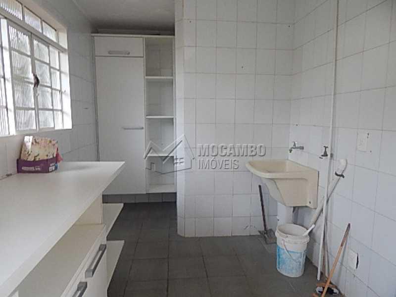 area de serviço - Casa em Condominio À Venda - Itatiba - SP - Ville Chamonix - FCCN30344 - 21