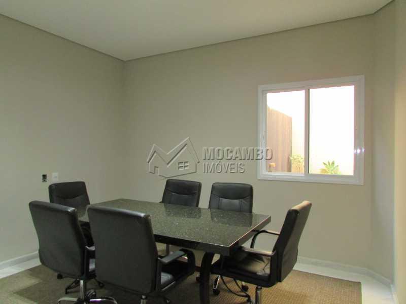 Área comum - Sala de reuniões - Sala Comercial À Venda - Itatiba - SP - Loteamento Morrão Da Força - FCSL00162 - 8