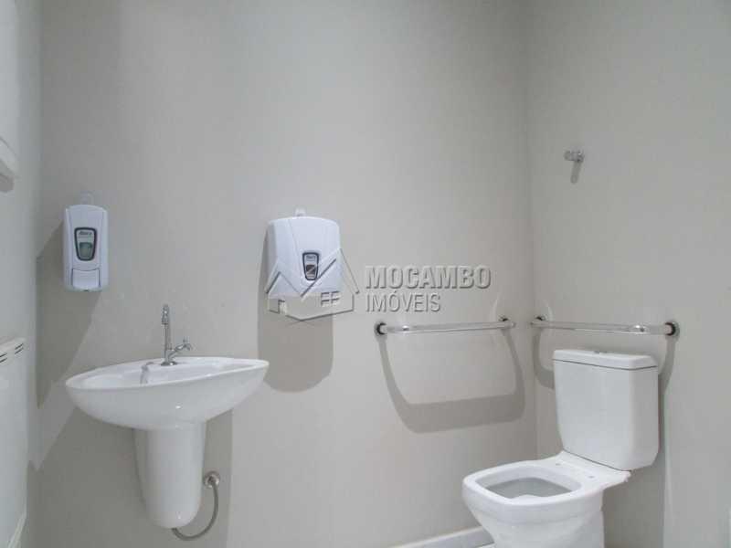 Banheiro  - Sala Comercial À Venda - Itatiba - SP - Loteamento Morrão Da Força - FCSL00162 - 9