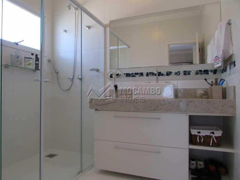 Banheiro suíte - Casa em Condomínio 4 quartos à venda Itatiba,SP - R$ 1.600.000 - FCCN40114 - 5