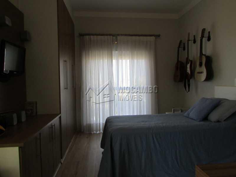 Suíte - Casa em Condomínio 4 quartos à venda Itatiba,SP - R$ 1.600.000 - FCCN40114 - 6