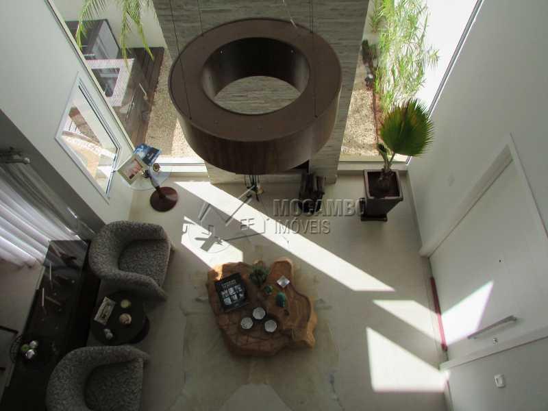 Sala - Casa em Condomínio 4 quartos à venda Itatiba,SP - R$ 1.600.000 - FCCN40114 - 3