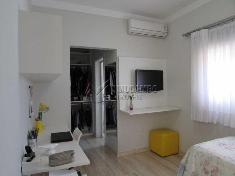 Suíte - Casa em Condomínio 4 quartos à venda Itatiba,SP - R$ 1.600.000 - FCCN40114 - 10