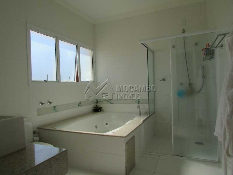 Banheiro suíte - Casa em Condomínio 4 quartos à venda Itatiba,SP - R$ 1.600.000 - FCCN40114 - 11