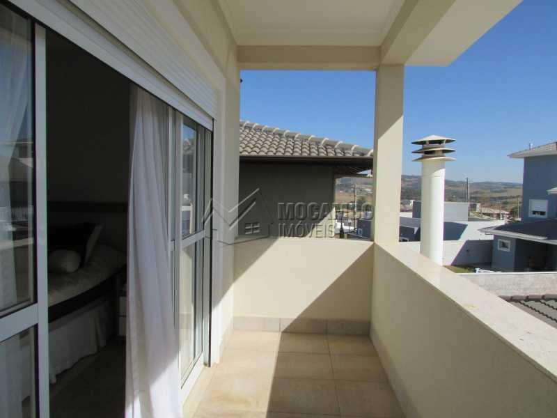 Varanda - Casa em Condomínio 4 quartos à venda Itatiba,SP - R$ 1.600.000 - FCCN40114 - 12