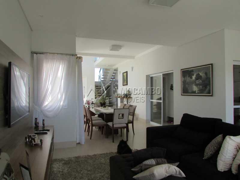 Sala de Tv - Casa em Condomínio 4 quartos à venda Itatiba,SP - R$ 1.600.000 - FCCN40114 - 18