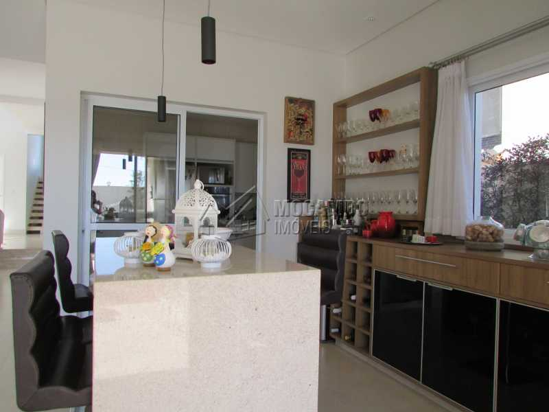Cozinha - Casa em Condomínio 4 quartos à venda Itatiba,SP - R$ 1.600.000 - FCCN40114 - 19